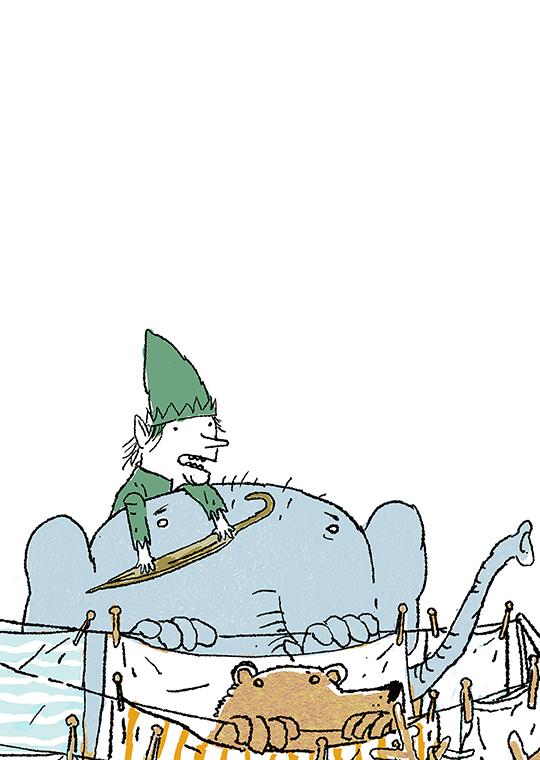 elf-elephant
