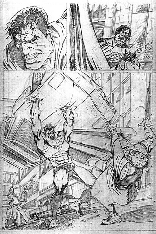 Super Man 5