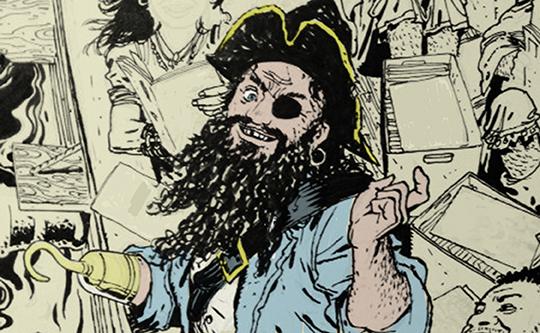 pirate bit2flat